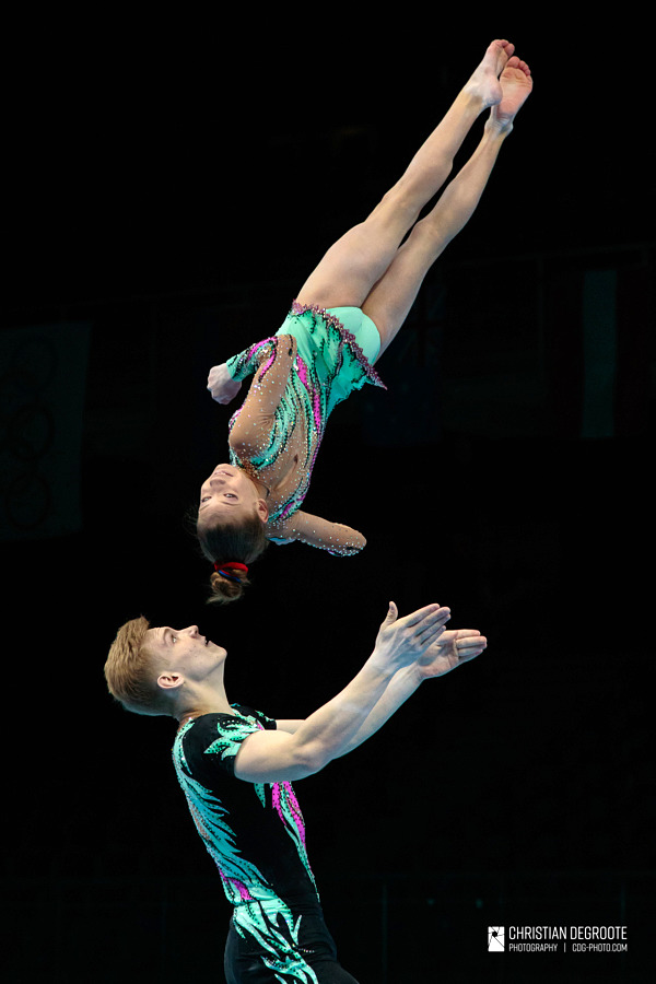 AG 12-18 Mixed Pair Kazakhstan – Dynamic