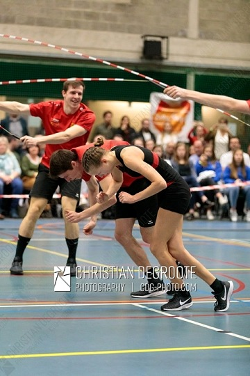 BK Ropeskipping – Mixed/Heren (16/03/2019)